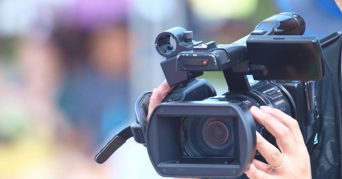 プロ用カメラ